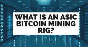 ASIC Bitcoin Mining Rig