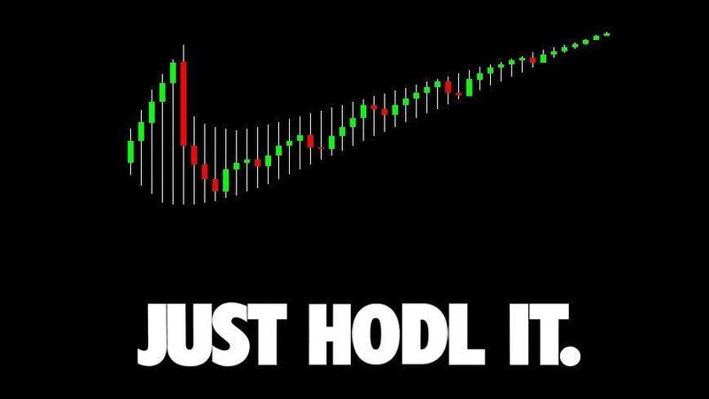 Perfect Time To Hodl