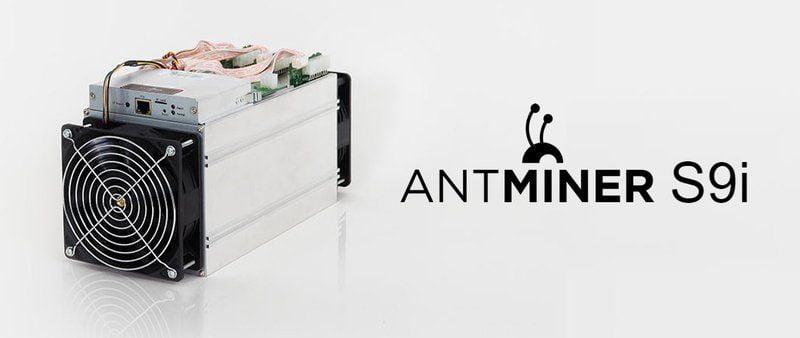Bitmain Antminer S9i