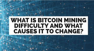 What Is Bitcoin Mining Difficulty